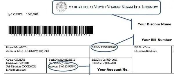 Pay Electricity Bill Online In Uttar Pradesh Pvvnl Uppcl