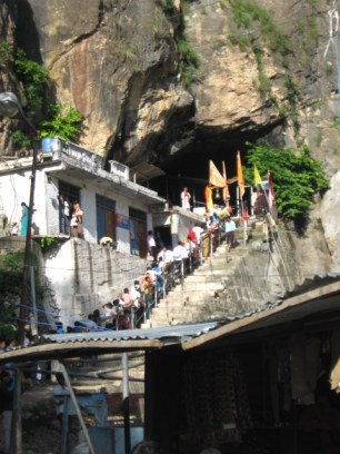 Shivkhori : Long queue of devotees