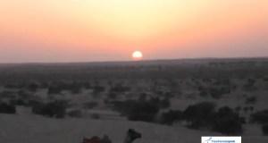Sand Dunes of Jaisalmer