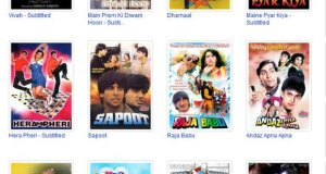 YouTube Bollywood Movies