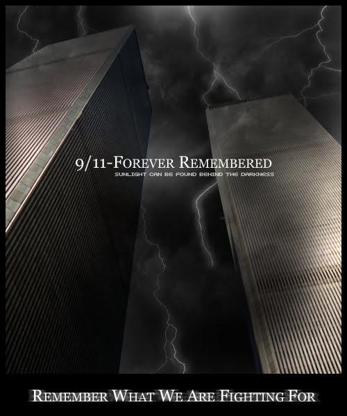 9/11 Wallpaper : Twin Tower
