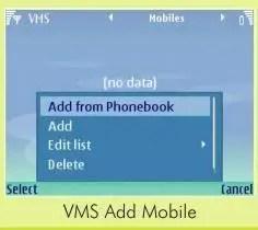 Adding mobile in vrtual mobile security
