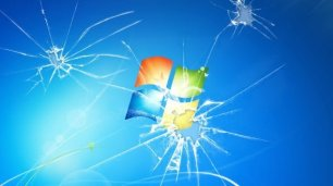 Broken Windows Wallpaper