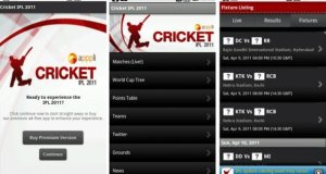 Free Android app to get all-round Indian Premier League (IPL) 4 updates