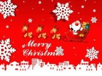 Free Christmas and Santa Theme for Windows 7