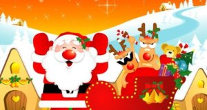 Free Download Christmas and Santa Theme for Windows 7