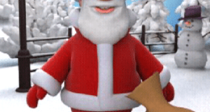 Free Talking Santa for Android Christmas app