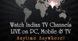 Free app to watch Indian TV channel on iPad, iPhone and iPod Touch