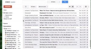 Google Reader Zombie
