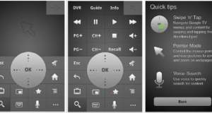 Google TV Remote for iDevices