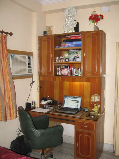 My Work Place home