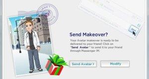 Share the Yahoo Avatar You created