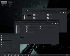 Visual Studio 2010 Black Theme