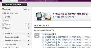 Yahoo Mail Beta Neo