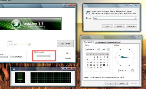 Fast Aero on Windows Xp