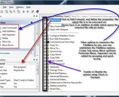 Add custom utility Options