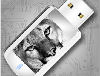 [How To] Burn OS X Mountain Lion to a DVD or USB Flash Drive