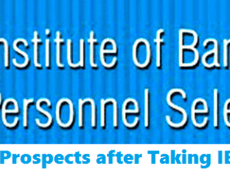 Career Prospects after Taking IBPS Clerk