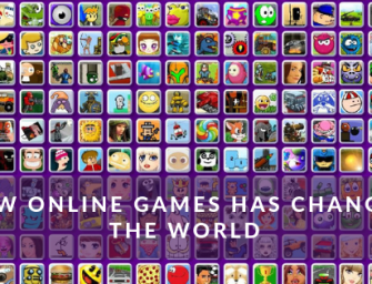 How Online Games Has Changed the World