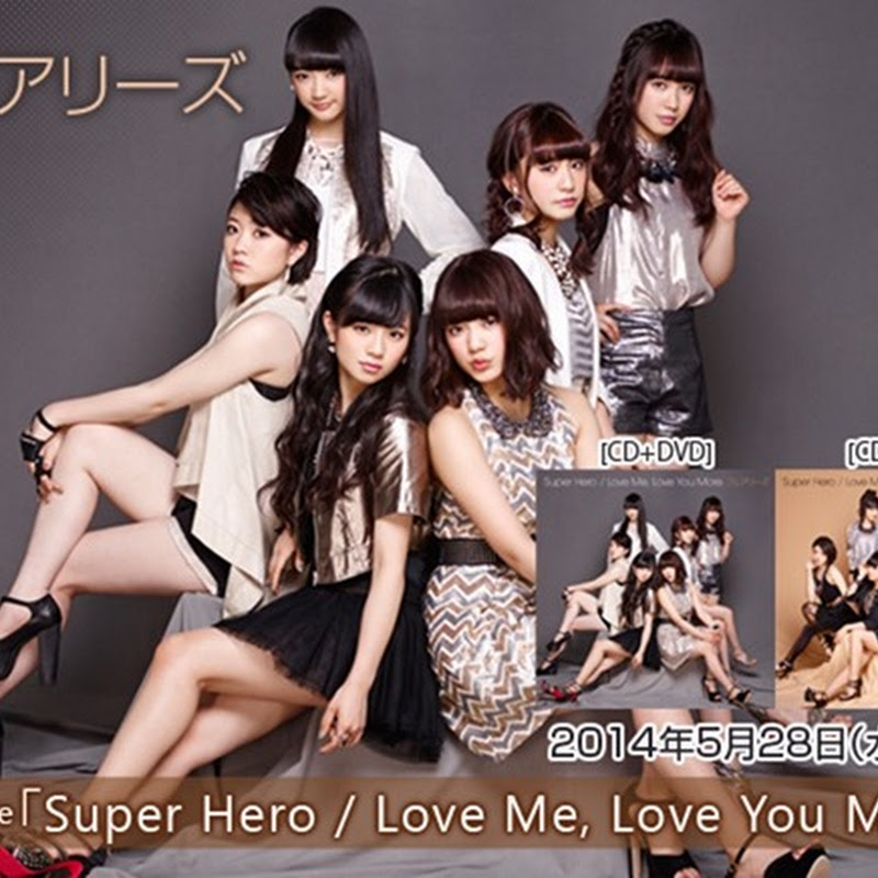 Fairies – Super Hero / Love Me, Love You More. (8º single)