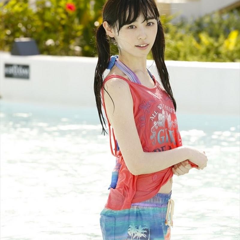 """Fukuhara Haruka – """"Haruka"""" lanzamiento de su primer photobook"""