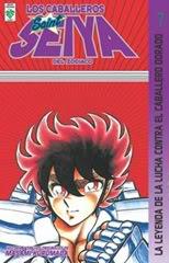 Saint Seiya Manga en descarga (tomos 7 y 8)