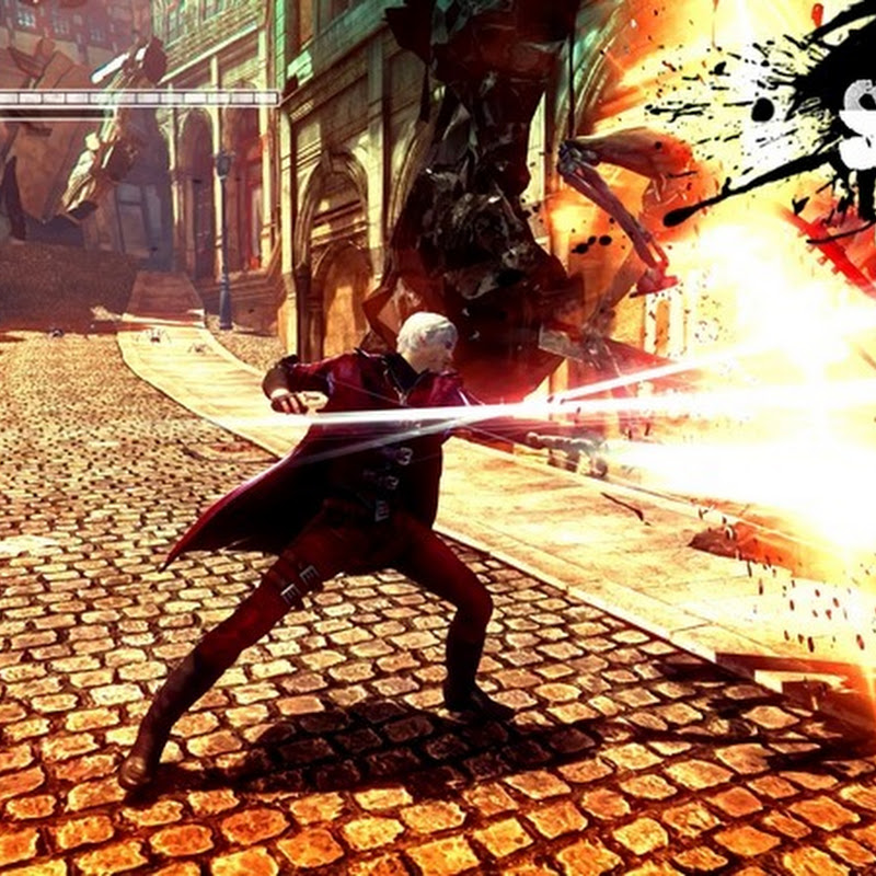 DmC Devil May Cry: Definitive Edition – screenshots