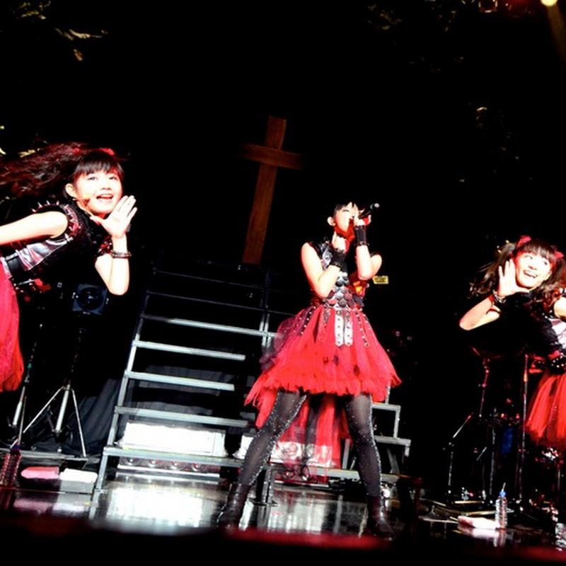 BABYMETAL – Give Me Chocolate!!