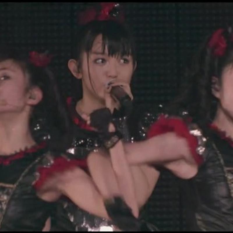 BABYMETAL – Road of Resistance (en vivo en Saitama Super Arena)