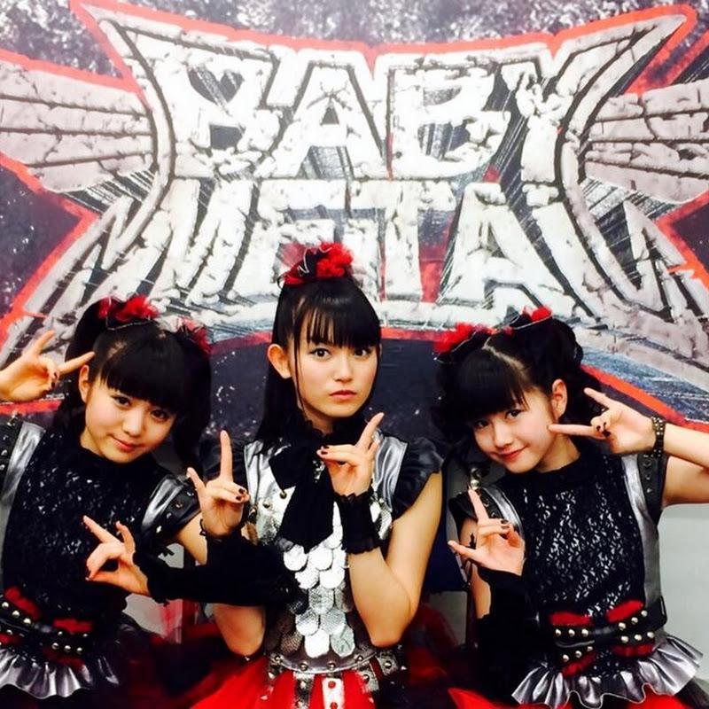 BABYMETAL – boletos agotados para sus conciertos en el Nippon Budokan