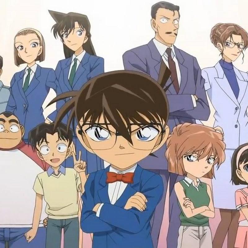 Detective Conan tendrá un crossover para celebrar el 20º aniversario del manga