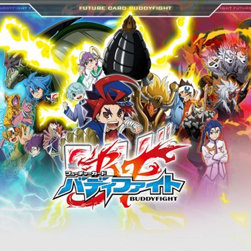 """""""Future Card Buddyfight"""" anime se transmitirá en YouTube y Hulu"""
