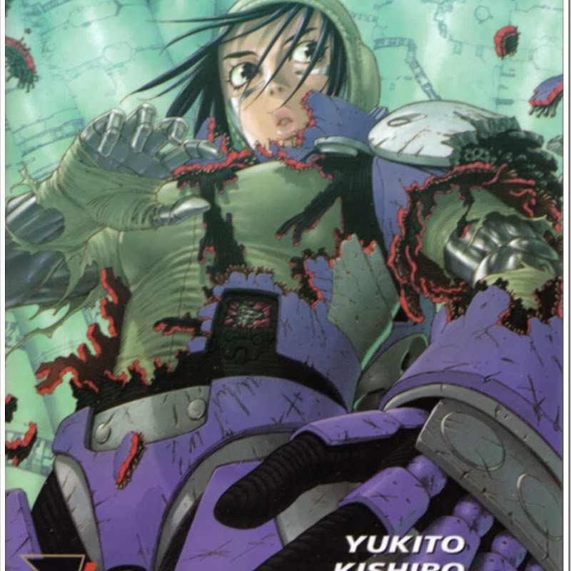 "Manga de ""GUNNM: Last Order"" terminará en enero"