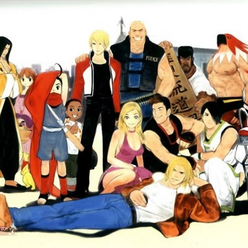 Garou: Mark of the Wolves saldrá para PlayStation 4 y PlayStation Vita