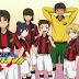 El manga de Ginga e Kickoff!! terminará en la Saikyo Jump de septiembre