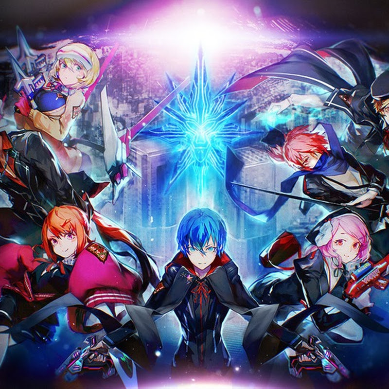 Gunslinger Stratos – comercial de TV para el anime