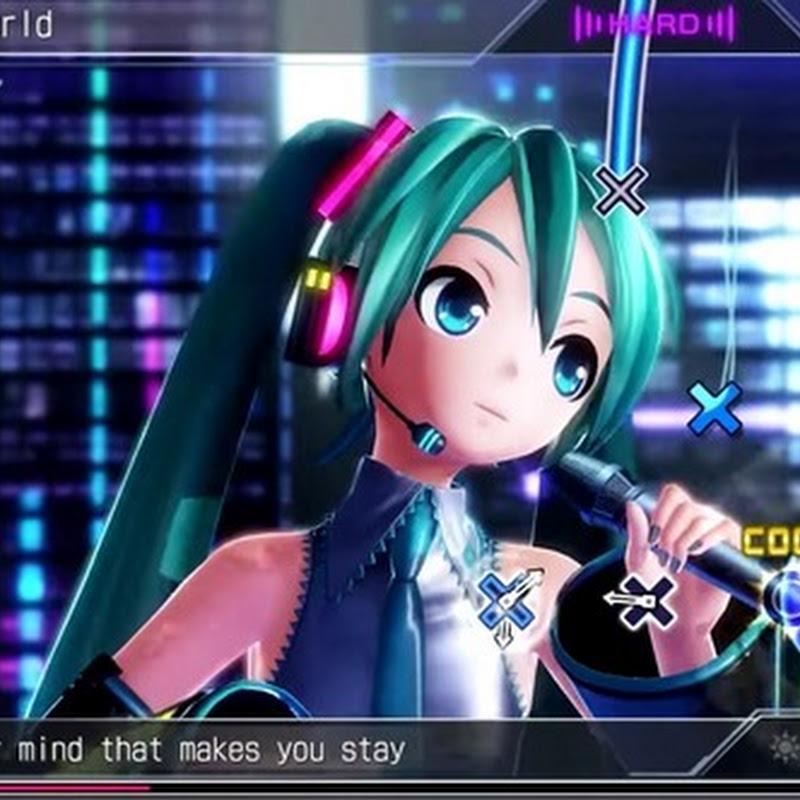 Nuevo trailer para Hatsune Miku: Project Diva X para PlayStation 4