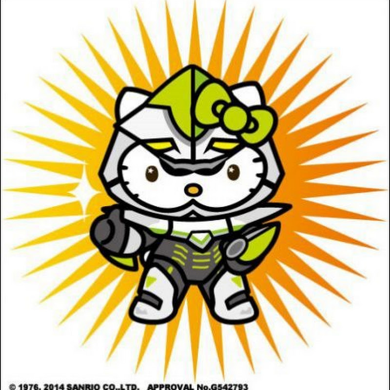 Hello Kitty crossover con Tiger & Bunny