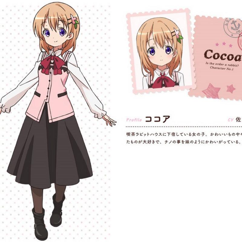Gochuumon wa Usagi Desu ka? – trailer para el anime
