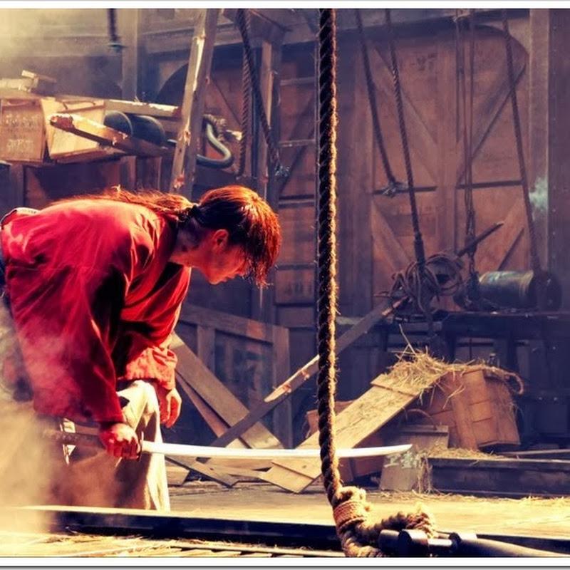 Nuevas imágenes del Live Action de Rurouni Kenshin