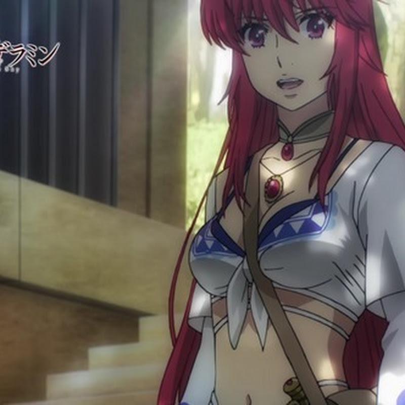 Trailer para el anime Nejimaki Seirei Senki: Tenkyou no Alderamin