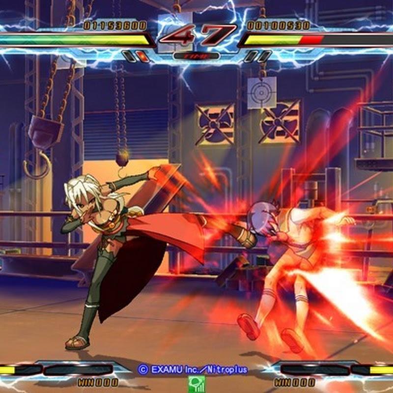 """Nitroplus Blasterz: Heroines Infinite Duel"" llegará a América en invierno"