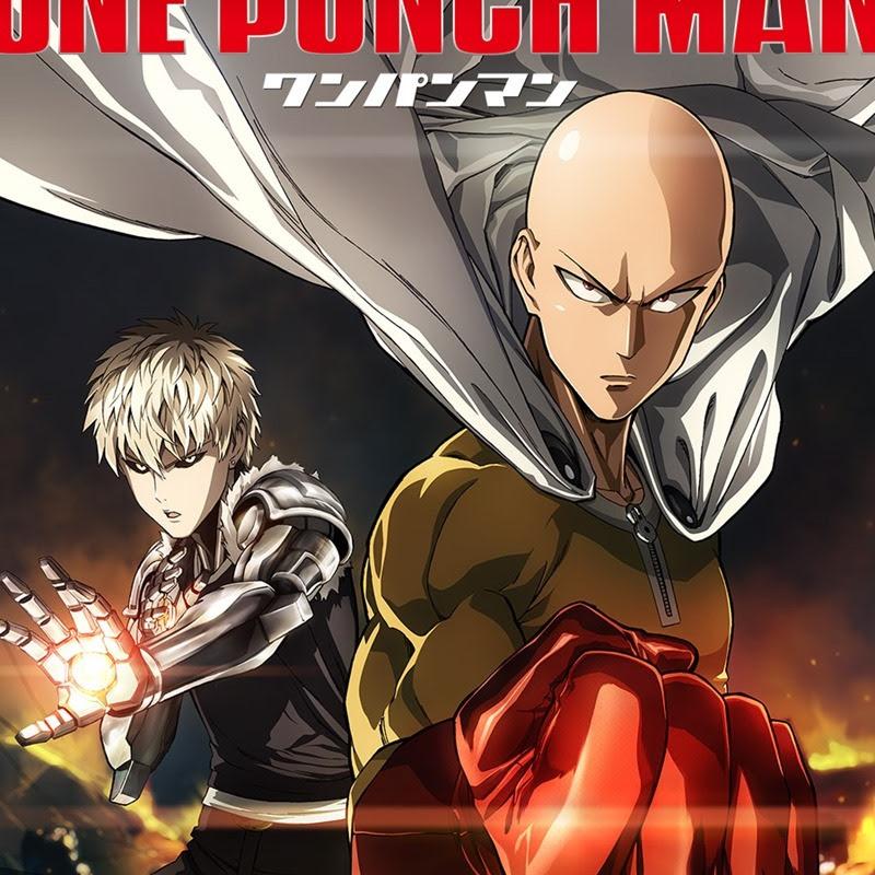 One-Punch Man – nuevo anime estrena en octubre