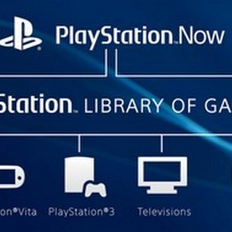 PlayStation Now – servicio de streaming desde este verano