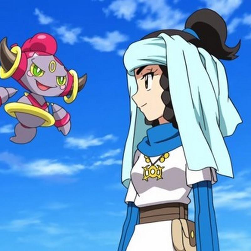 Odemashi Komajin Hoopa corto de Pokémon precuela de la 18° película