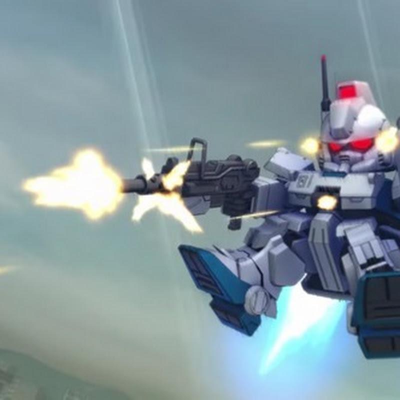 SD Gundam G Generation Genesis saldrá a la venta en noviembre