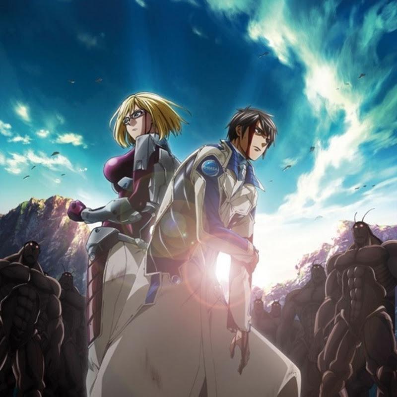 Primera imagen promocional para Terraformars Revenge (anime)