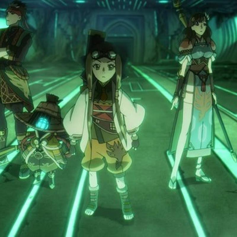 Video completo del corto animado para Toukiden 2 creado por Studio 4°C