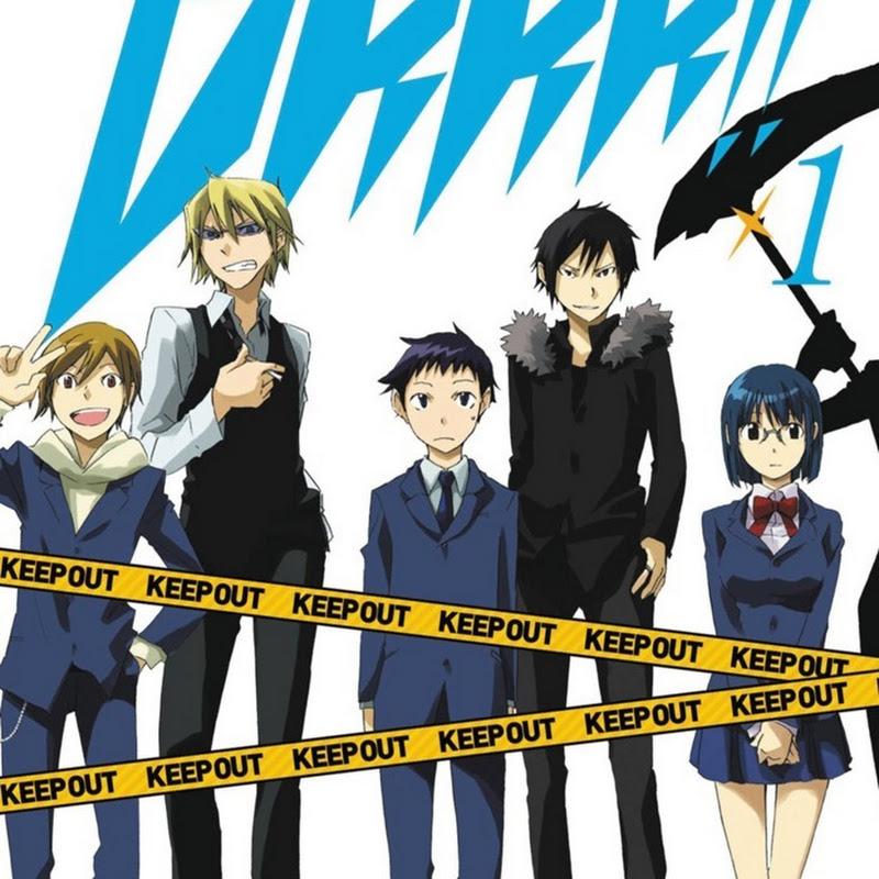 Nuevo manga de Durarara!! en la revista Sylph