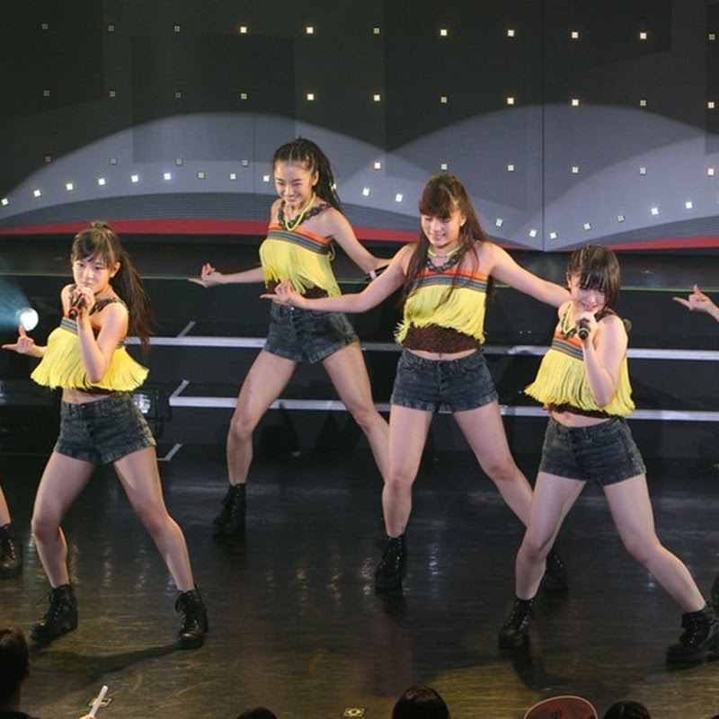 Fairies – Kiss Me Babe (en vivo en CDTV)